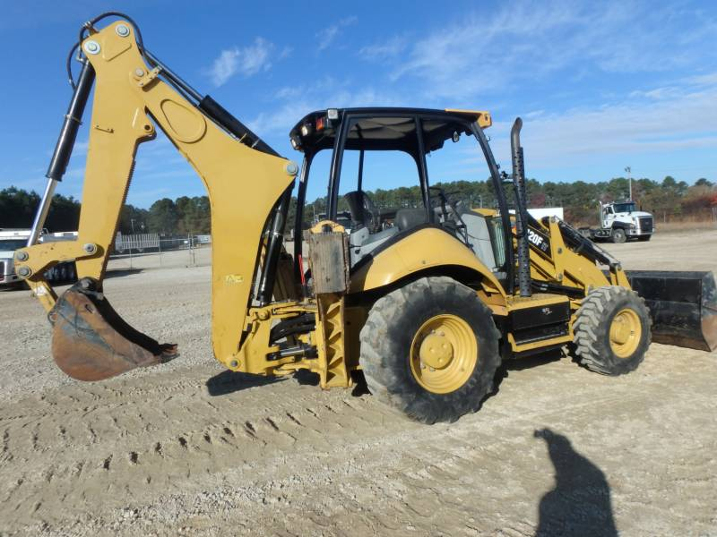 CATERPILLAR バックホーローダ 420FIT equipment  photo 2