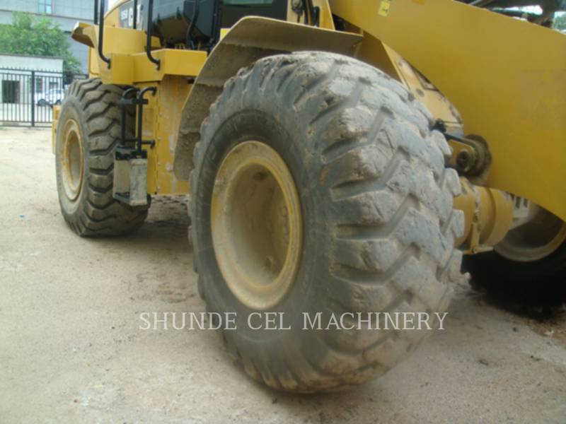 CATERPILLAR CHARGEURS SUR PNEUS MINES 950 GC equipment  photo 16