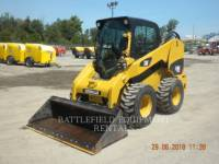 Equipment photo CATERPILLAR 246C KOMPAKTLADER 1