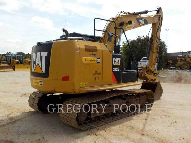 CATERPILLAR TRACK EXCAVATORS 312E L equipment  photo 10