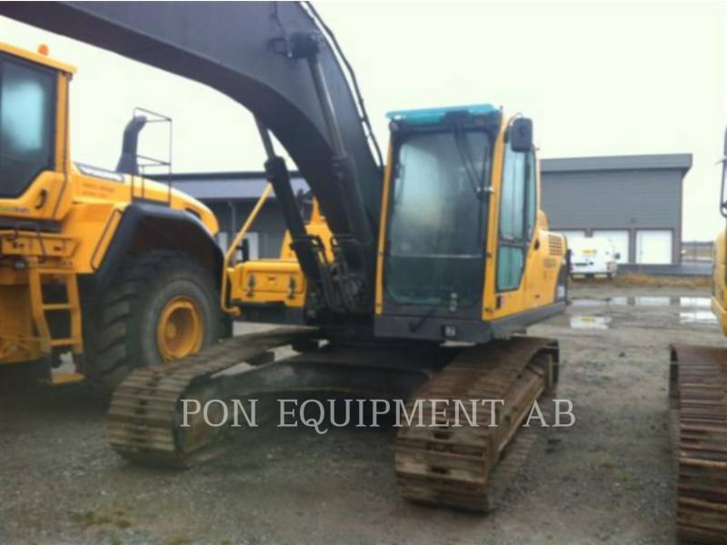 VOLVO CONSTRUCTION EQUIP BRASIL ESCAVADEIRAS EC210 equipment  photo 1