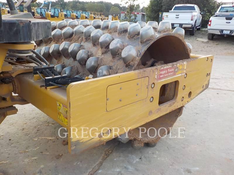 CATERPILLAR EINZELVIBRATIONSWALZE, BANDAGE CP56B equipment  photo 19