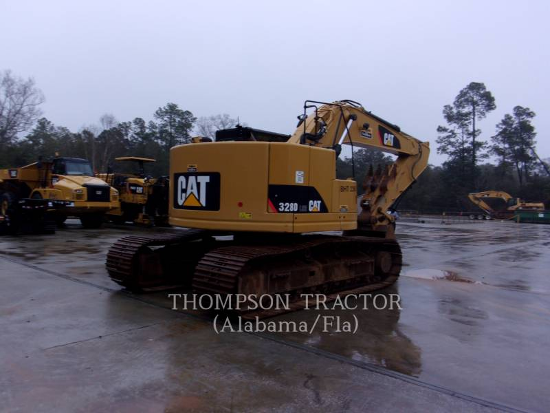 CATERPILLAR TRACK EXCAVATORS 328D CLR equipment  photo 2