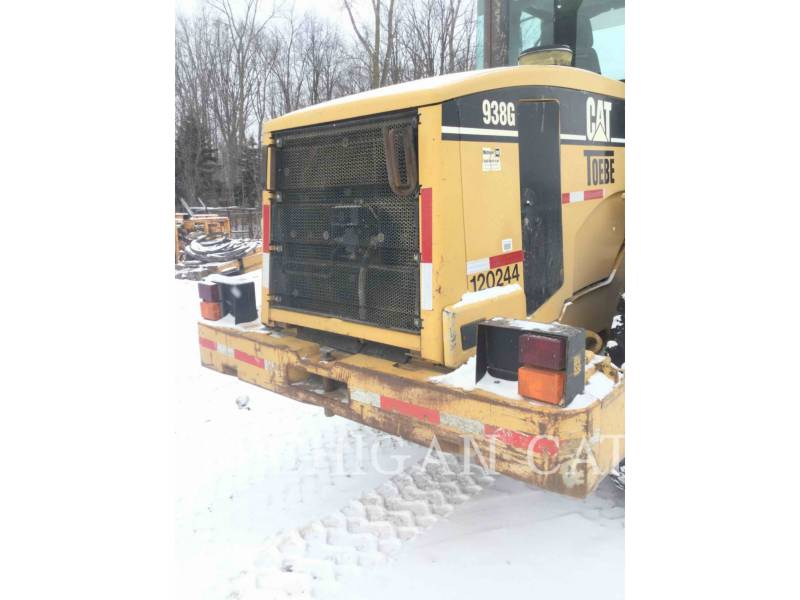 CATERPILLAR RADLADER/INDUSTRIE-RADLADER 938G equipment  photo 23