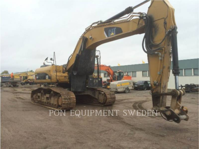 CATERPILLAR KETTEN-HYDRAULIKBAGGER 330DL HDHW equipment  photo 2