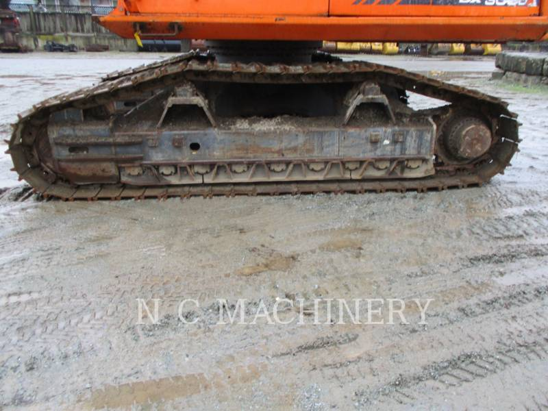 DOOSAN INFRACORE AMERICA CORP. MASZYNA LEŚNA DX300LL equipment  photo 11