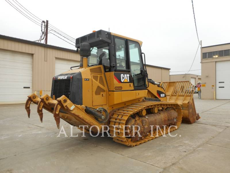 CATERPILLAR PALE CINGOLATE 963D equipment  photo 6