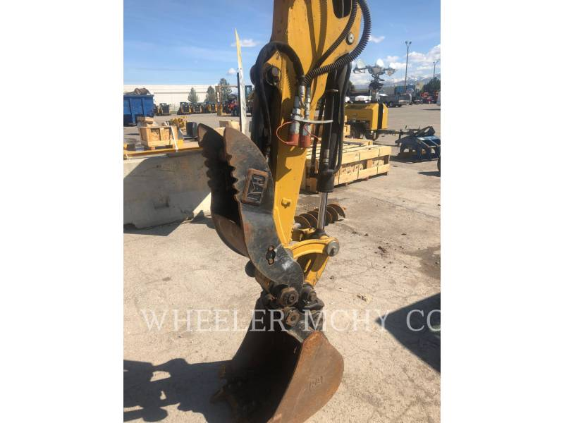 CATERPILLAR TRACK EXCAVATORS 302.7DC1TH equipment  photo 5