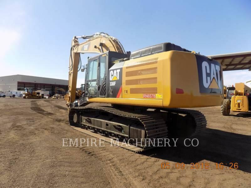 CATERPILLAR TRACK EXCAVATORS 336FL    P equipment  photo 3