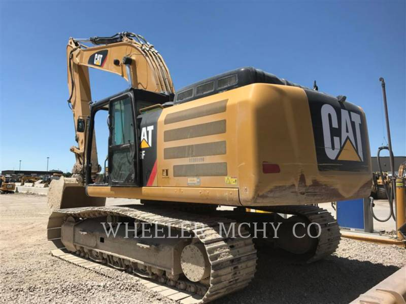 CATERPILLAR EXCAVADORAS DE CADENAS 336F L equipment  photo 4