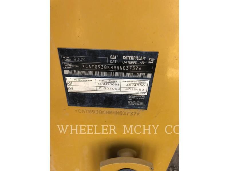 CATERPILLAR RADLADER/INDUSTRIE-RADLADER 930K QCF equipment  photo 3