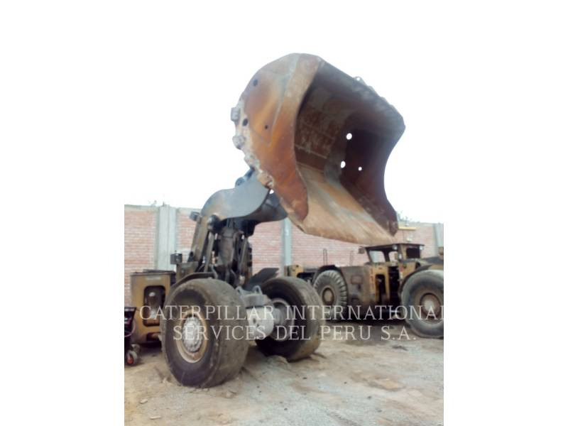 CATERPILLAR CARGADOR PARA MINERÍA SUBTERRÁNEA R1600H equipment  photo 4