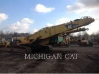 CATERPILLAR TRACK EXCAVATORS 330CL MH equipment  photo 2
