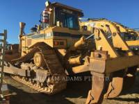 Equipment photo CATERPILLAR D8R II TRACK TYPE TRACTORS 1