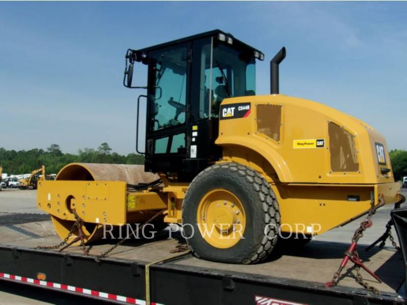 CATERPILLAR VIBRATORY DOUBLE DRUM ASPHALT CS44BCAB equipment  photo 4