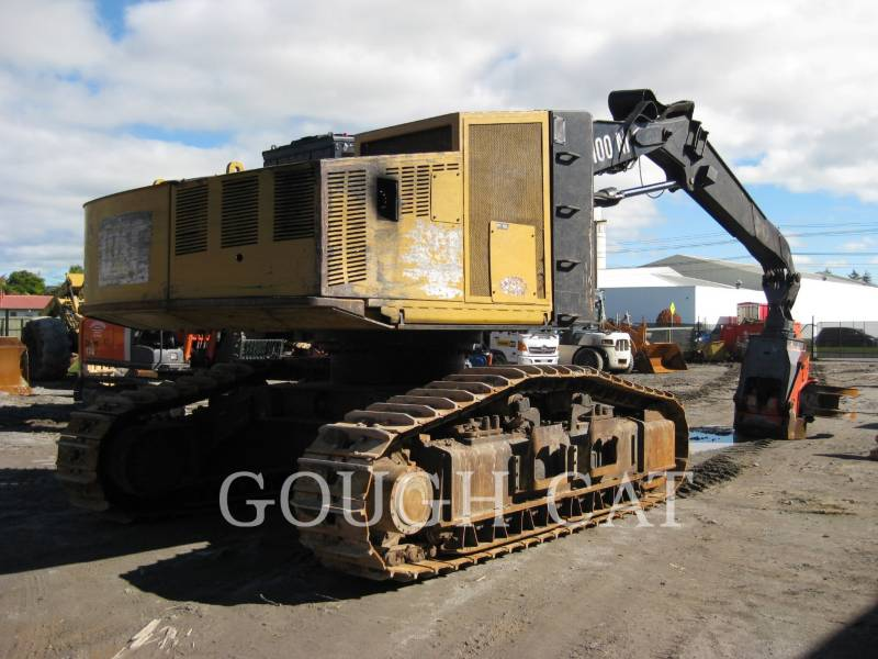 CATERPILLAR FORSTWIRTSCHAFT - BAUMFÄLLBÜNDELMASCHINE - KETTE 5412 equipment  photo 6