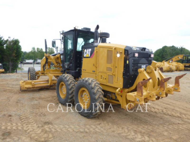 CATERPILLAR NIVELEUSES 12M2AWD equipment  photo 3