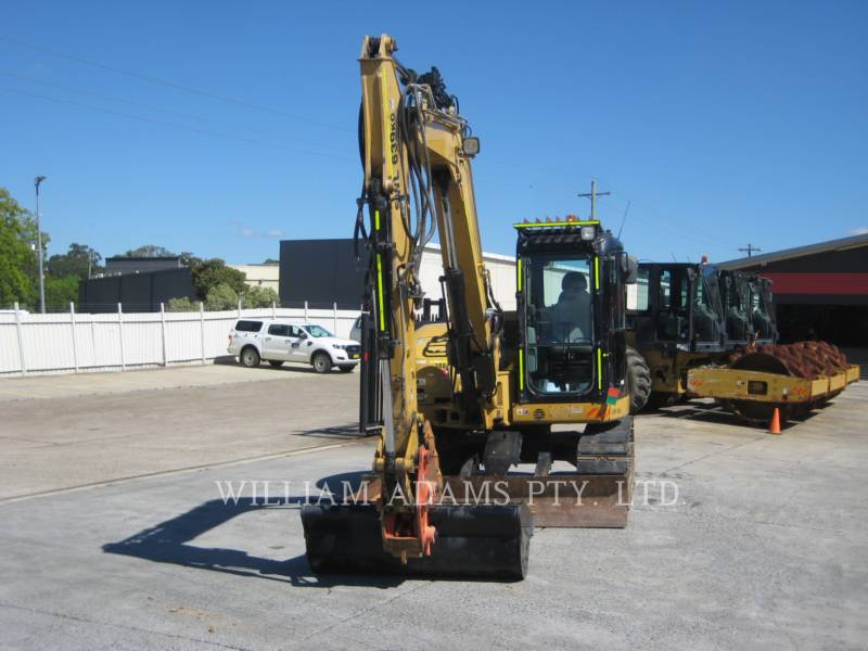 CATERPILLAR KOPARKI GĄSIENICOWE 308 D CR equipment  photo 5