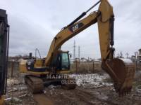 CATERPILLAR EXCAVADORAS DE CADENAS 320 D 2 L equipment  photo 2