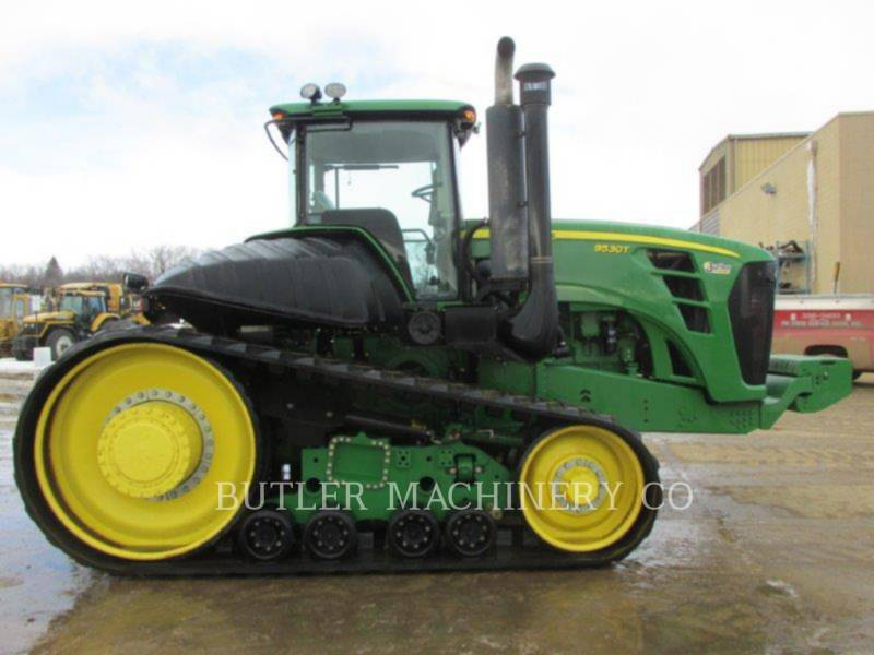 DEERE & CO. LANDWIRTSCHAFTSTRAKTOREN 9530T equipment  photo 4