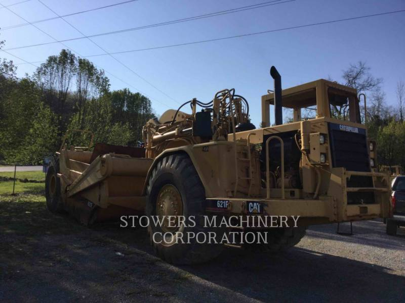 CATERPILLAR WHEEL TRACTOR SCRAPERS 621F TR equipment  photo 2