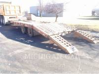 Equipment photo INTERSTATE TRAILERS 20-T REMORCI 1