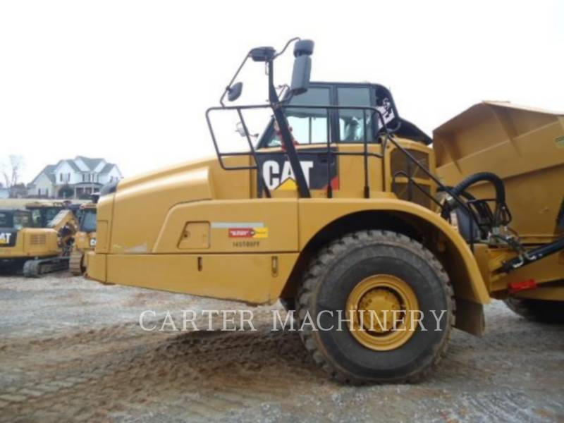 CATERPILLAR KNICKGELENKTE MULDENKIPPER 735C TG equipment  photo 10