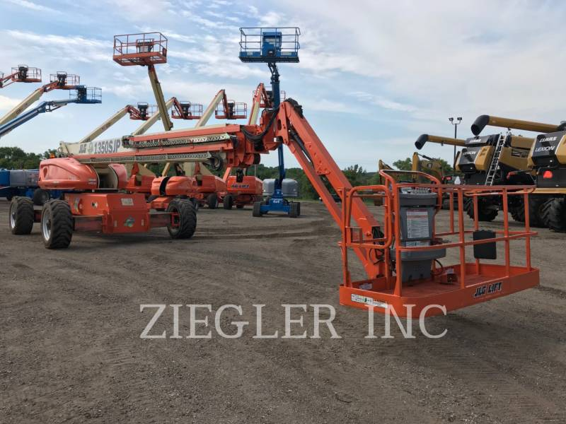 JLG INDUSTRIES, INC. LIFT - BOOM 1350SJP equipment  photo 5