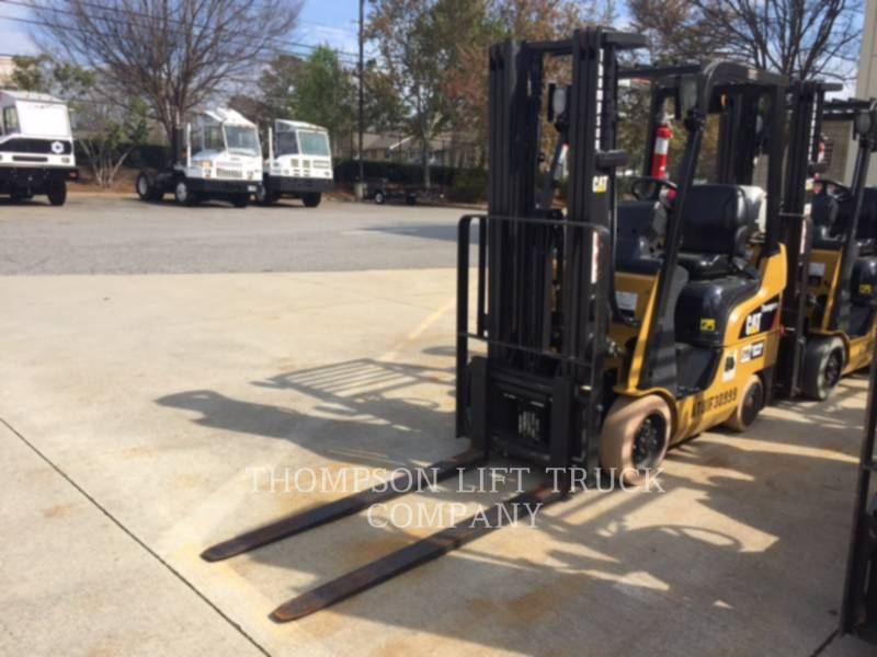 CATERPILLAR FORKLIFTS 2C3000LE equipment  photo 2