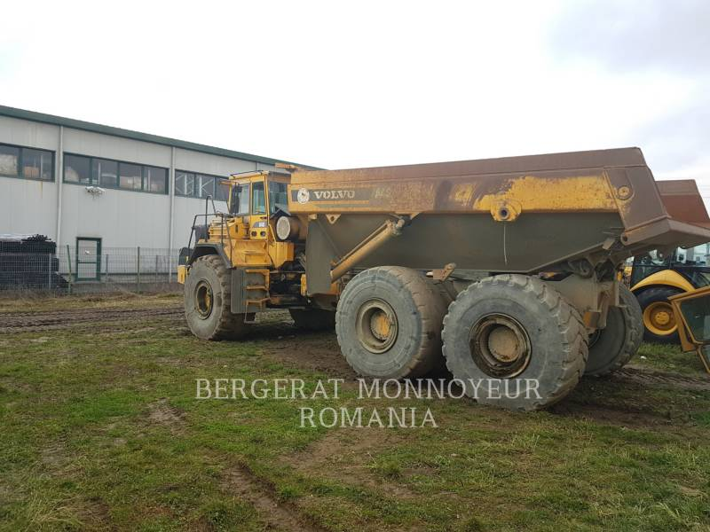 VOLVO ARTICULATED TRUCKS A 40 equipment  photo 5