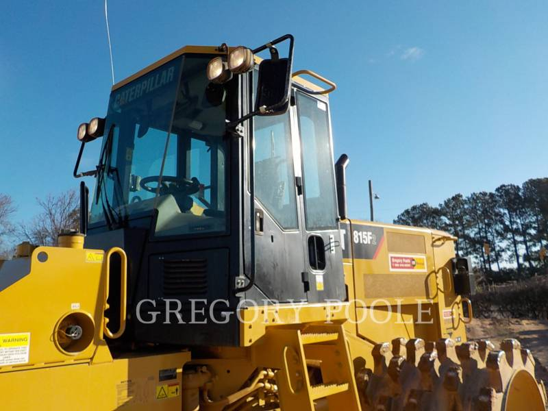 CATERPILLAR WHEEL DOZERS 815F II equipment  photo 15