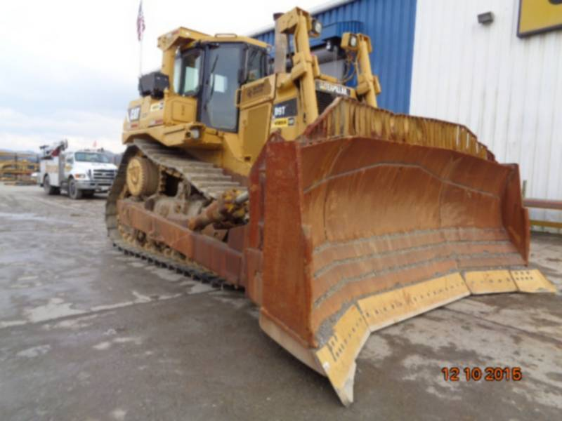 CATERPILLAR TRACTEURS SUR CHAINES D9T equipment  photo 2