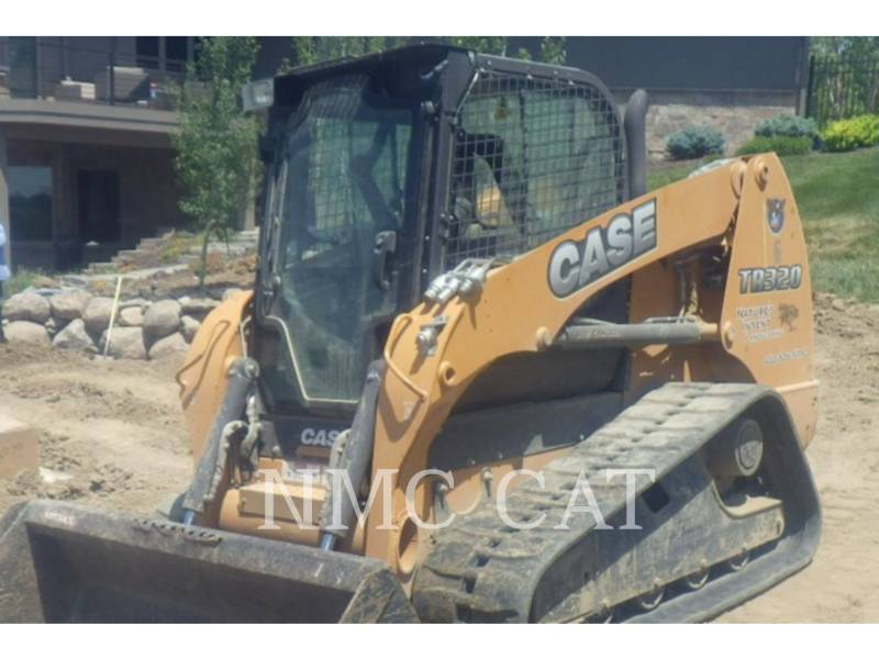 CASE DELTALADER TR320_CA equipment  photo 1