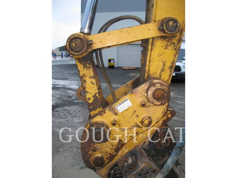 CATERPILLAR TRACK EXCAVATORS 312D equipment  photo 11