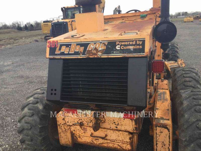 LEE-BOY MOTORGRADER 685 equipment  photo 13