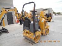 CATERPILLAR COMPACTEURS TANDEMS VIBRANTS CB14B equipment  photo 2