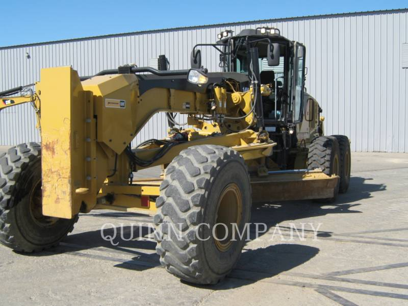 CATERPILLAR MOTORGRADER 14M equipment  photo 5
