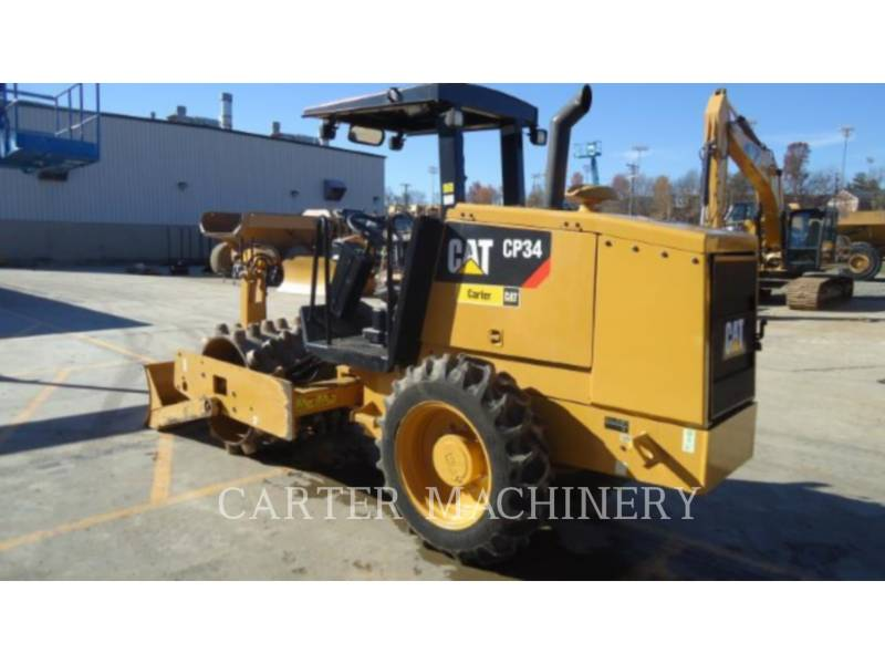 CATERPILLAR COMPACTADORES CP34 CY equipment  photo 2