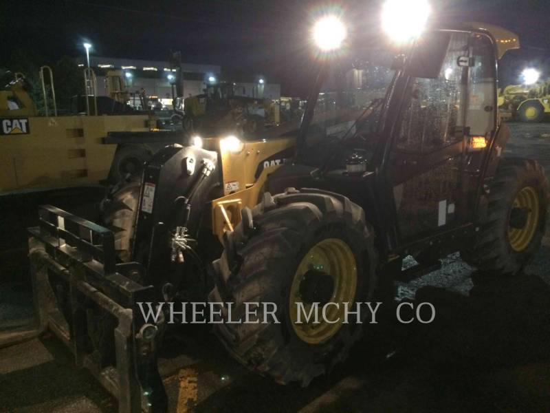 CATERPILLAR TELEHANDLER TH406C CB equipment  photo 2