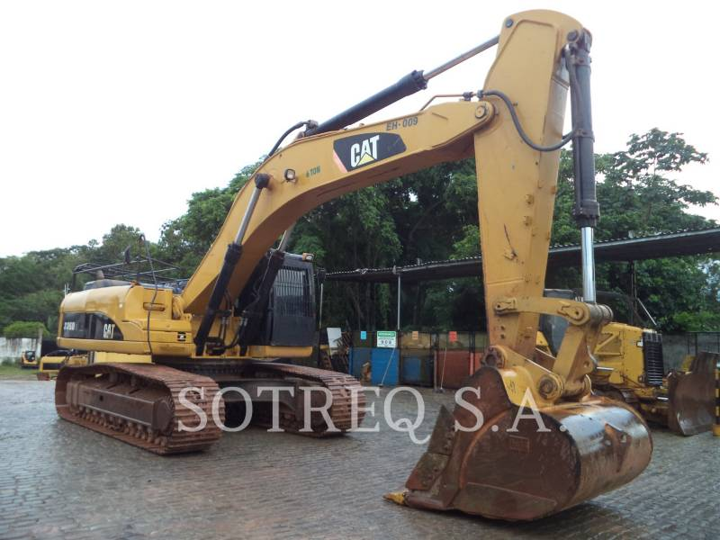 CATERPILLAR KETTEN-HYDRAULIKBAGGER 336DL equipment  photo 4