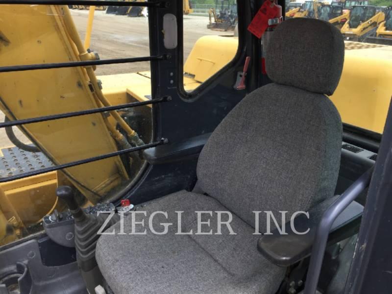 DEERE & CO. TRACK EXCAVATORS 120C equipment  photo 5