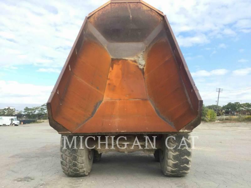 CATERPILLAR ARTICULATED TRUCKS D350E equipment  photo 5