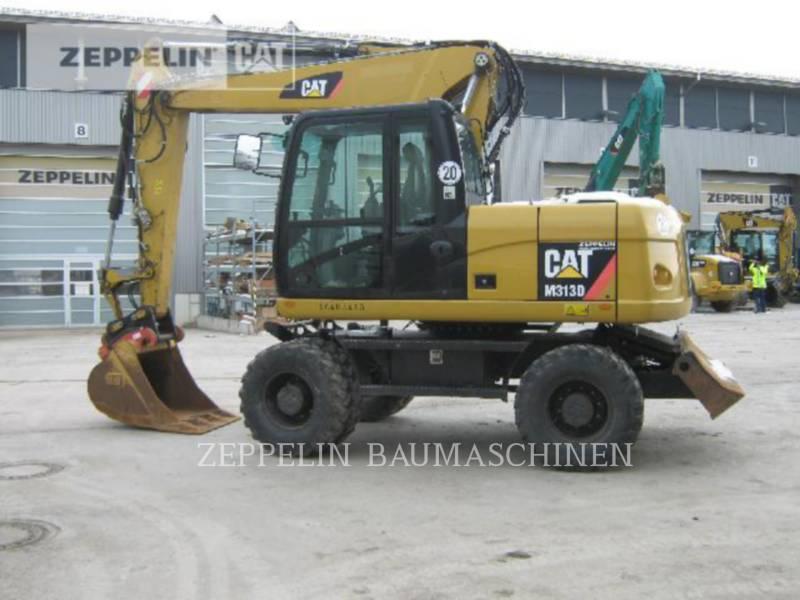 CATERPILLAR MOBILBAGGER M313D equipment  photo 6