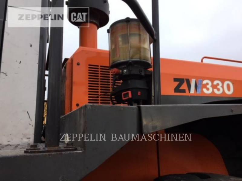 HITACHI ŁADOWARKI KOŁOWE/ZINTEGROWANE NOŚNIKI NARZĘDZI ZW330 equipment  photo 18