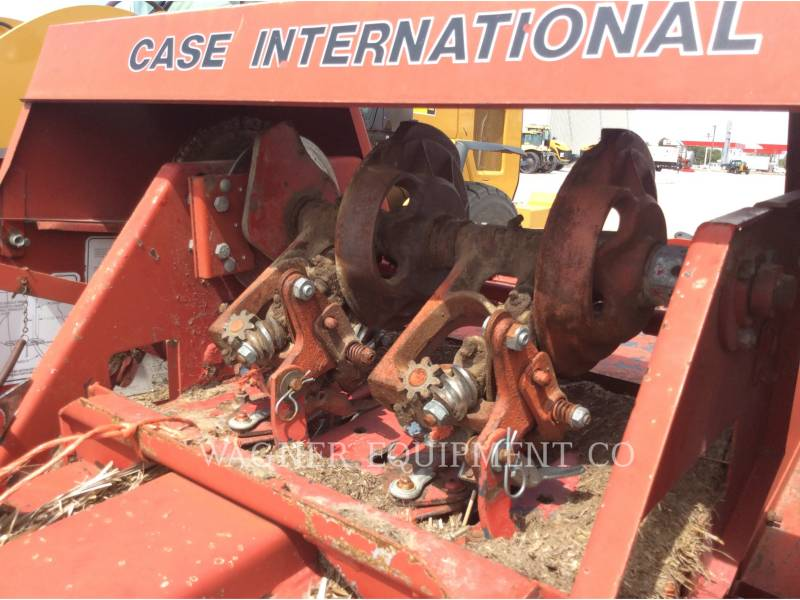 CASE AGRARISCHE HOOI-UITRUSTING 8530 equipment  photo 11