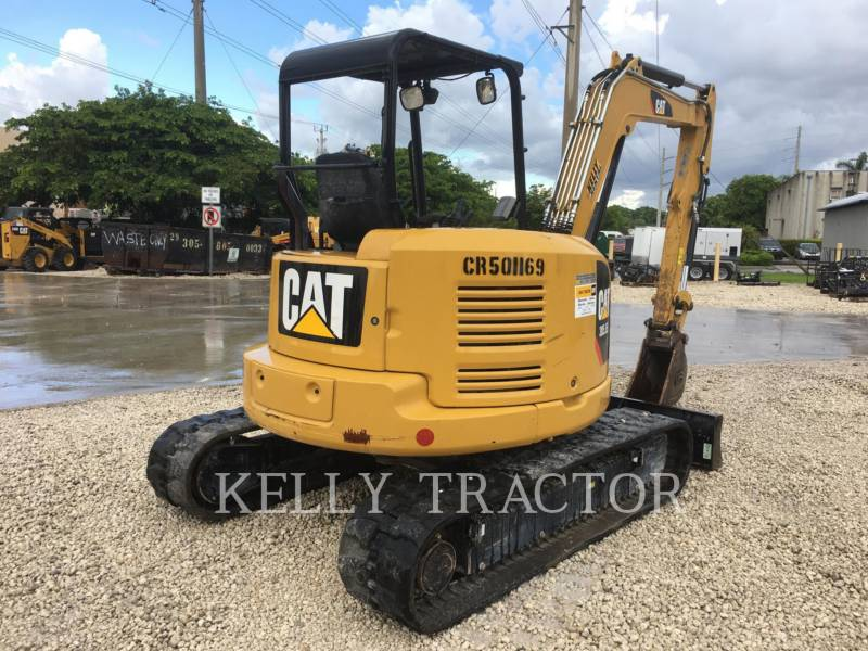 CATERPILLAR トラック油圧ショベル 305.5E2CR equipment  photo 5