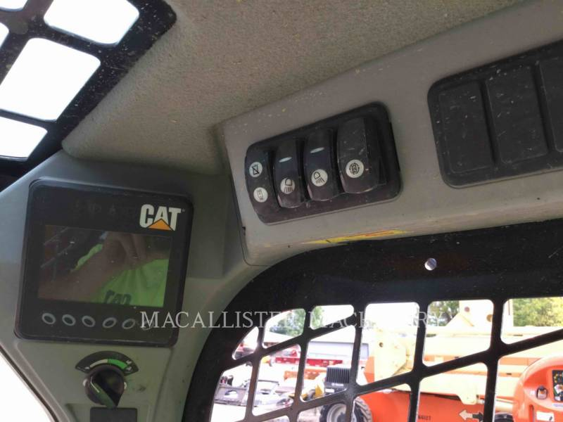 CATERPILLAR CARGADORES MULTITERRENO 279D equipment  photo 18