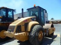 CATERPILLAR COMPACTEUR VIBRANT, MONOCYLINDRE LISSE CS-563E equipment  photo 1