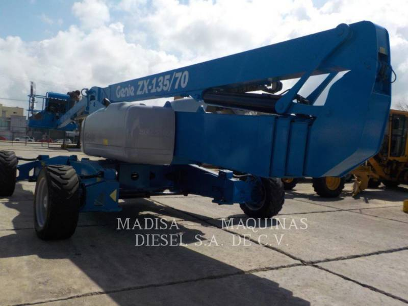 GENIE INDUSTRIES LIFT - BOOM Z135 equipment  photo 4