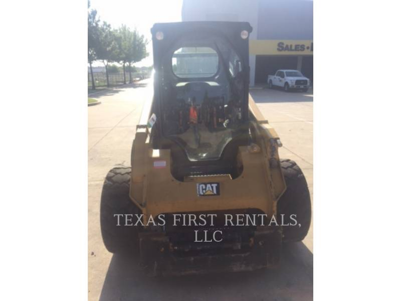 CATERPILLAR SKID STEER LOADERS 272 D XHP equipment  photo 4